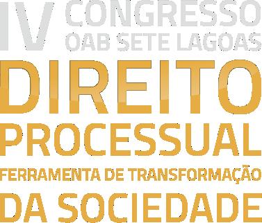 Logo Congresso OAB